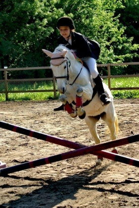 - PEGASO PONY CLUB SSD A RL